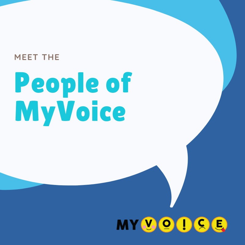 The People of MyVoice: Katherine