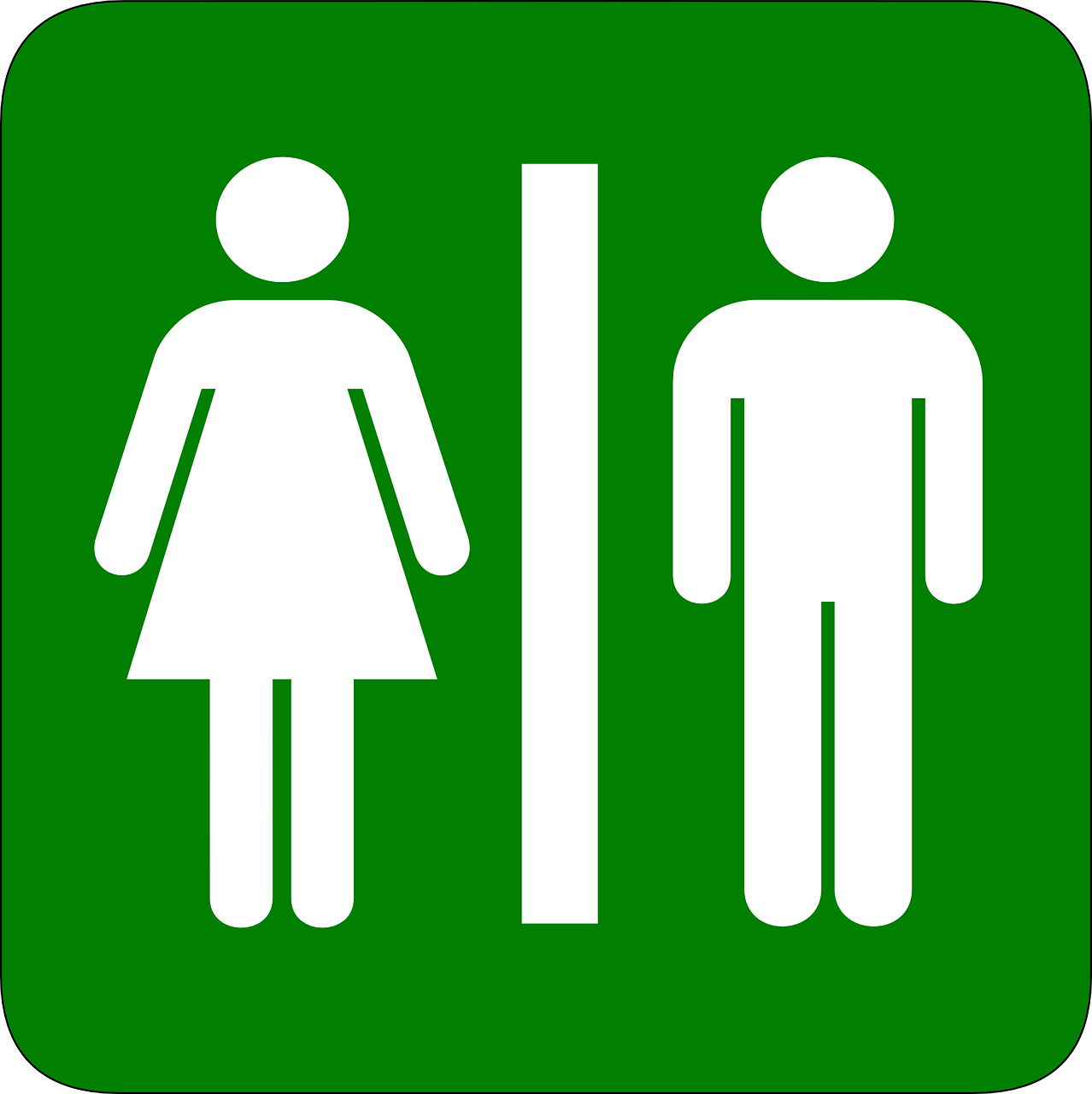 Majority of young people oppose transgender restroom restrictions