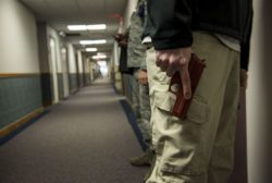 Active shooter drills Image