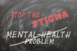 Mental health stigma Image