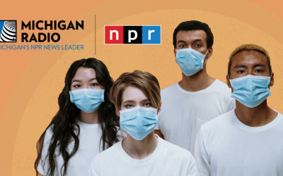 COVID Contract Tracing and Youth: MyVoice on NPR