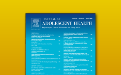 MyVoice research selected for 2020 list of the best research on adolescent health
