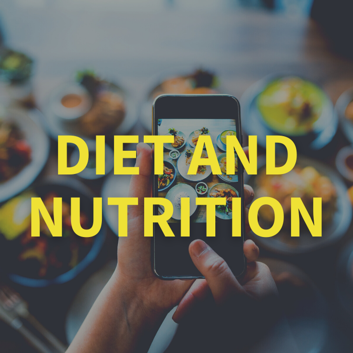 Diet and Nutrition Research Tile