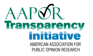 AAPOR Transparency Initiative American Association for Public Opinion Research