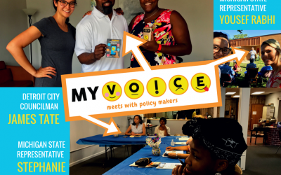 Signal Boost: MyVoice lobbies for the voice of youth